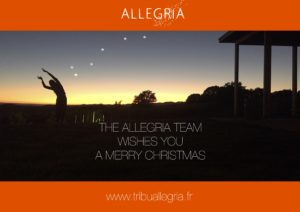 Allegria wishes you a happy New year 2018